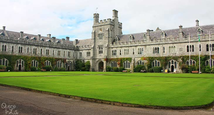 UCC (University College Cork) em Cork, Irlanda