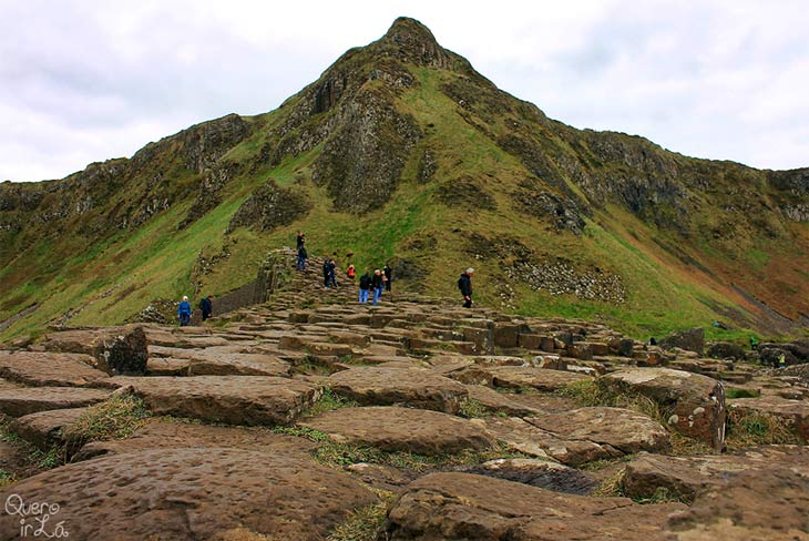 Roteiro Irlanda do Norte, Giant's Causeway